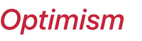 Logo of Optimistic Ethereum