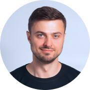 The photo of Alex Dulub, CEO & Founder of PixelPlex