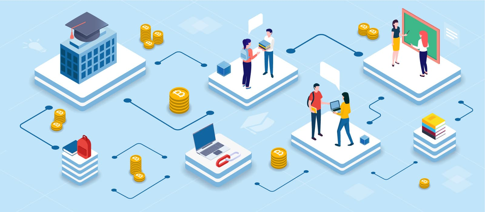 Blockchain Education Use Cases and Applications