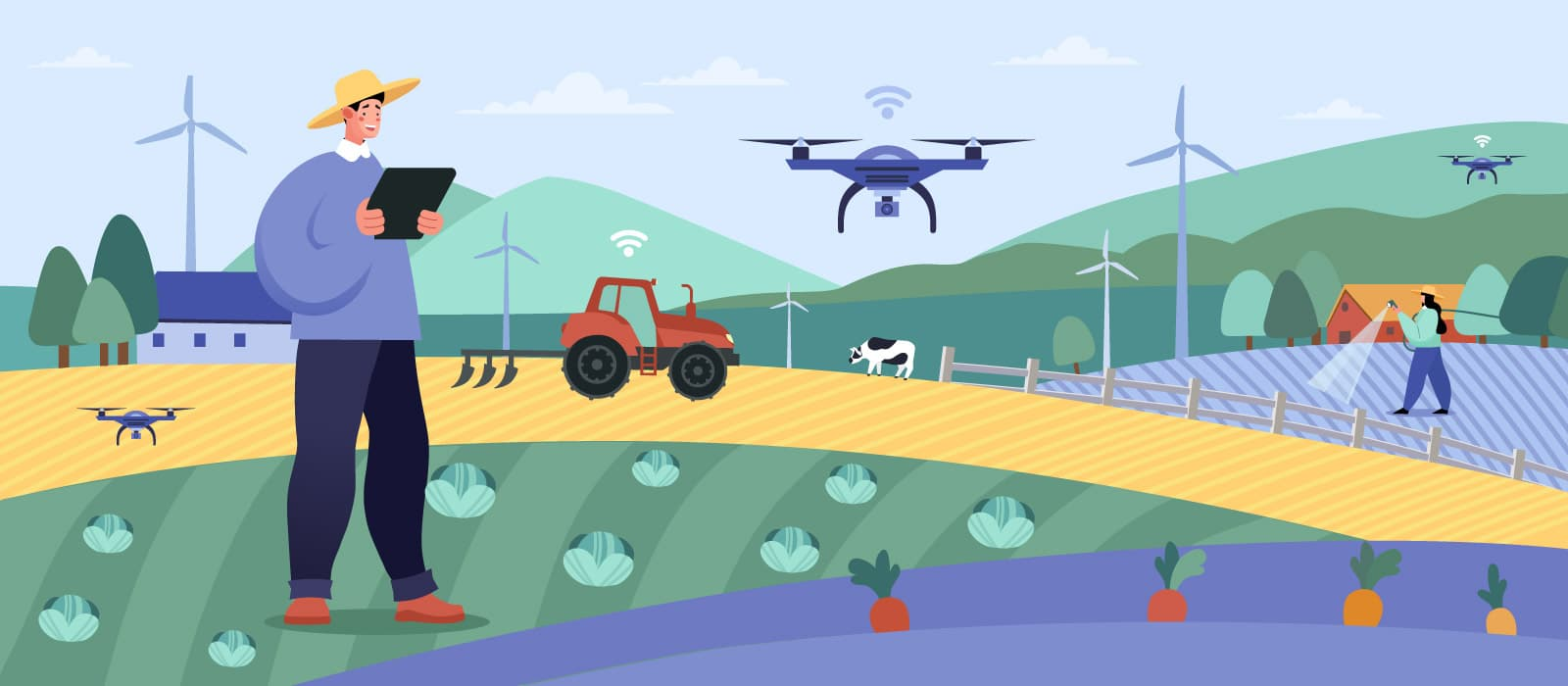 Blockchain in Agriculture: Benefits, Use Cases and Platforms That Are Disrupting the Industry
