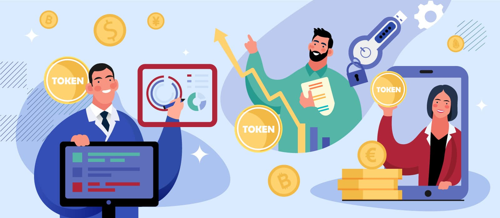 Asset Tokenization From A to Z: Explanation, Benefits, Limitations, and Real-Life Use Cases