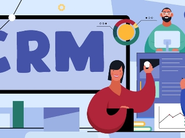 People integrating Salesforce into CRM systems