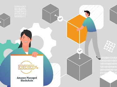 People building a network using Amazon Managed Blockchain